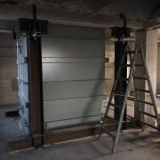 Sicherung Gebäude